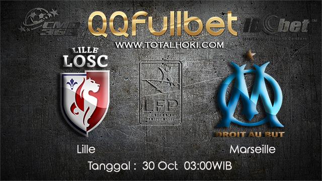 PREDIKSIBOLA - PREDIKSI TARUHAN BOLA LILLE VS MARSEILLE 30 OCTOBER 2017 (LIGUE 1)