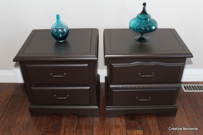 Fusion Chocolate Quot Matching Quot Nightstands