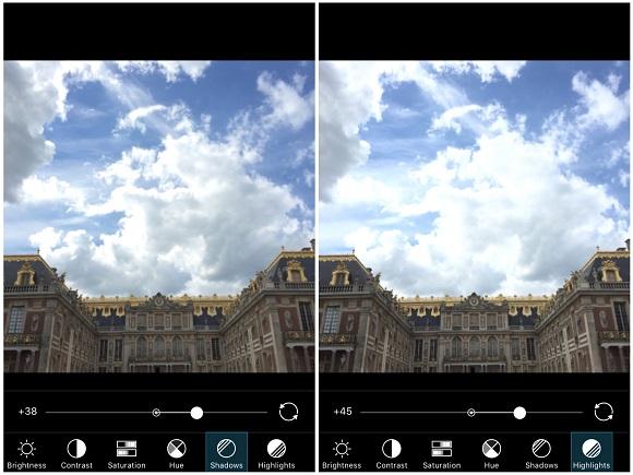 cara edit foto pemandangan