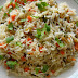 Sumptuous Nigerian Mixed Vegetable Fried Rice
