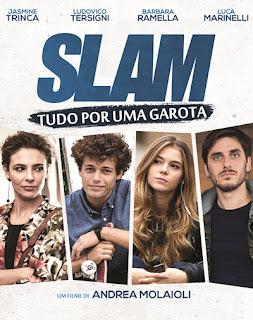 Slam: Tudo Por Uma Garota - HDRip Dual Áudio
