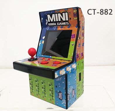 Cheertone Mini Arcade Games CT-882X Console