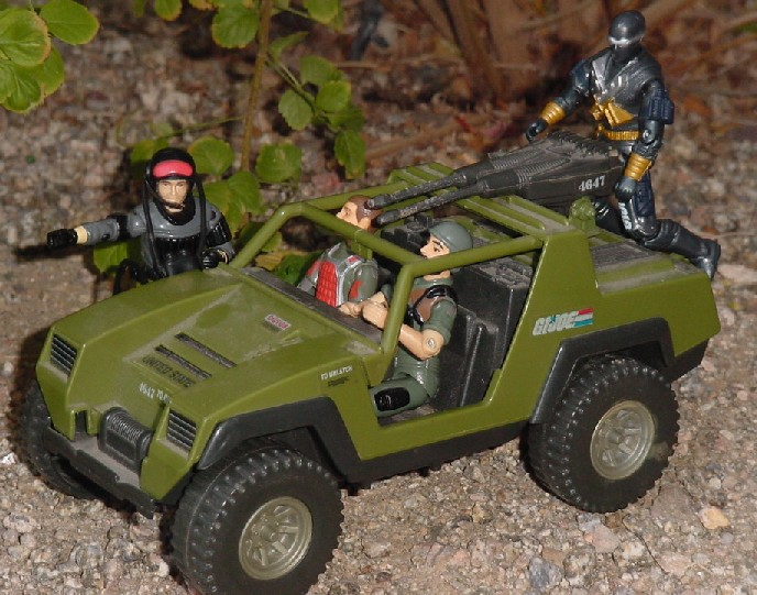 1982 VAMP, 1983 Clutch, Flash, 1988 Night Force Sneek Peek, 2002 BJ's Snake Eyes, Original 13, Toys R Us Exclusive