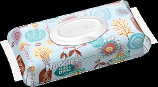 wipes individual package huggies