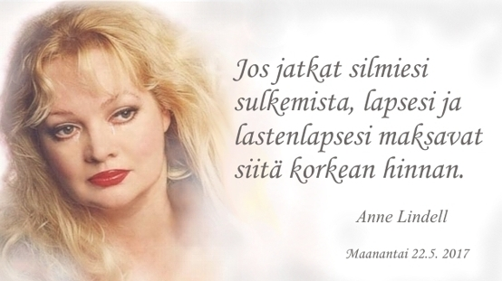 Anne Lindell