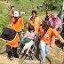 Simulasi Bencana Alam  Pasiter: Jangan Terlalu Panik Menghadapi Bencana Alam