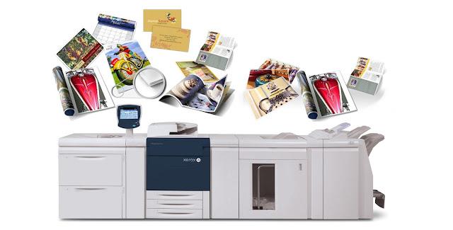 Xerox simplifica el manejo del color para Prensas Digitales de Inyección de Tinta
