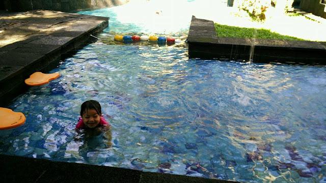 tips untuk anak yang takut air