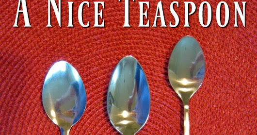 A Nice Teaspoon