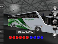 IDBS Bus Simulator Indonesia Mod Apk v3.1 Unlocked All Item