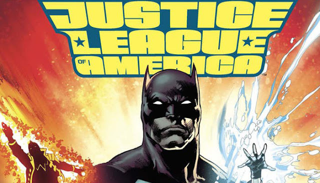 JUSTICE LEAGUE OF AMERICA 1