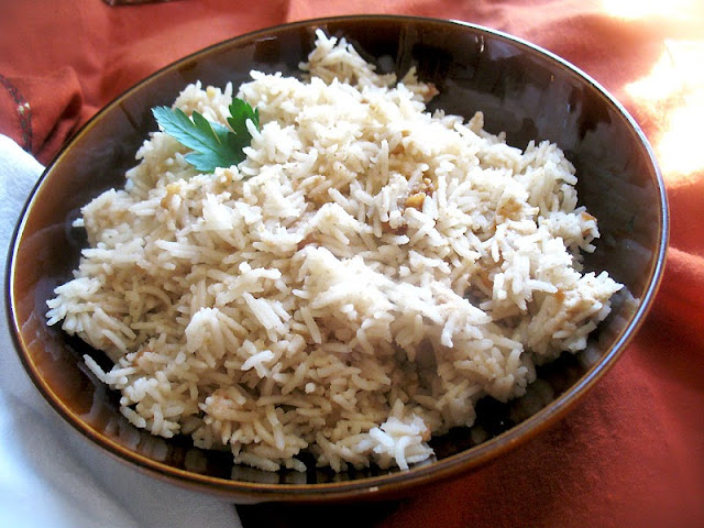 African peanut butter rice