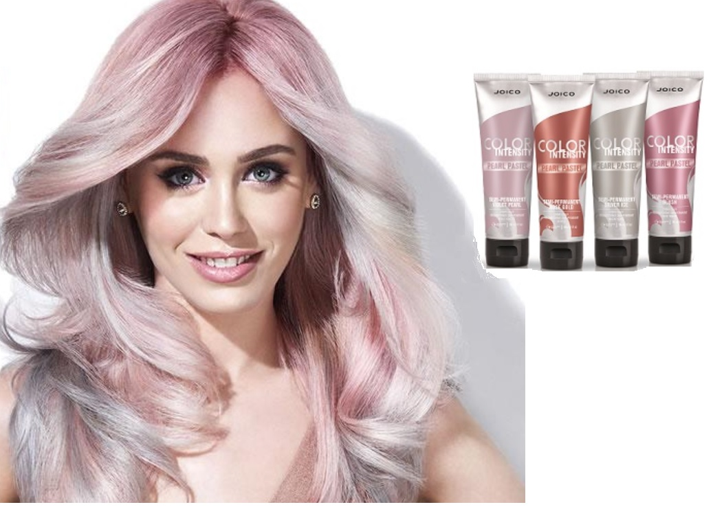 Joico Color Intensity Pearl Pastel Collection