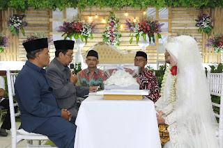 Paket Pernikahan Termasuk Dekorasi Di Gedung Semarang