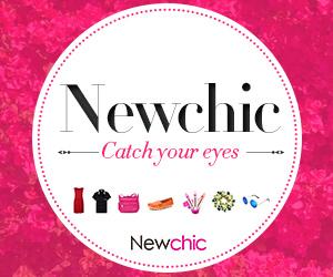 احصل على هدايا وتخفيضات الربيع من Newchic