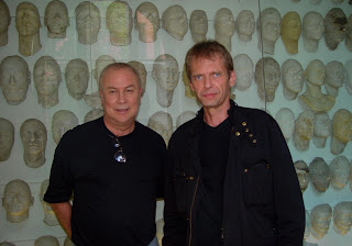 Robert Wilson and Klaus Guingand -  2007 - Berlin - Allemagne