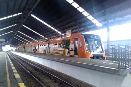 Pengalaman Pertama Naik Kereta Api Way Umpu ke Kotabumi - Lampung Utara