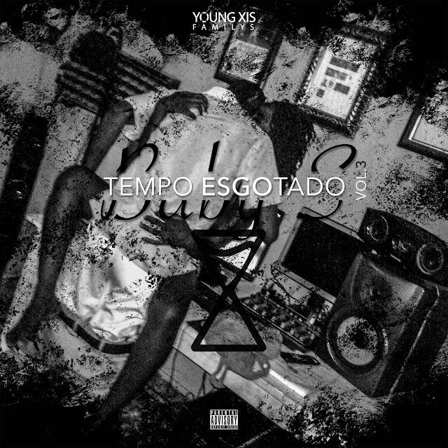 """O rapper angolano Baby S lança a mixtape """"Tempo Esgotado Vol.3"""""""