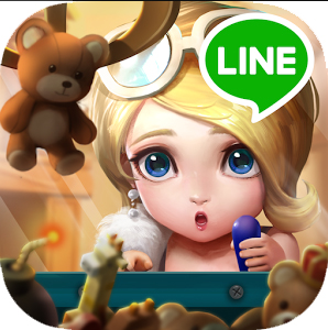 Download Game LINE Let's Get Rich APK