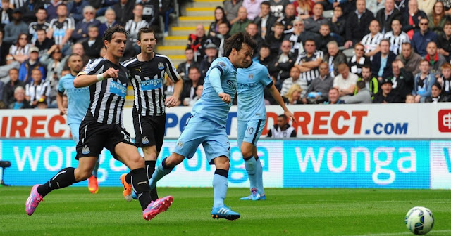 Prediksi Newcastle United vs Manchester City Liga Inggris