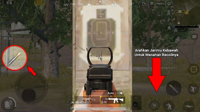 teknik spray pubg mobile