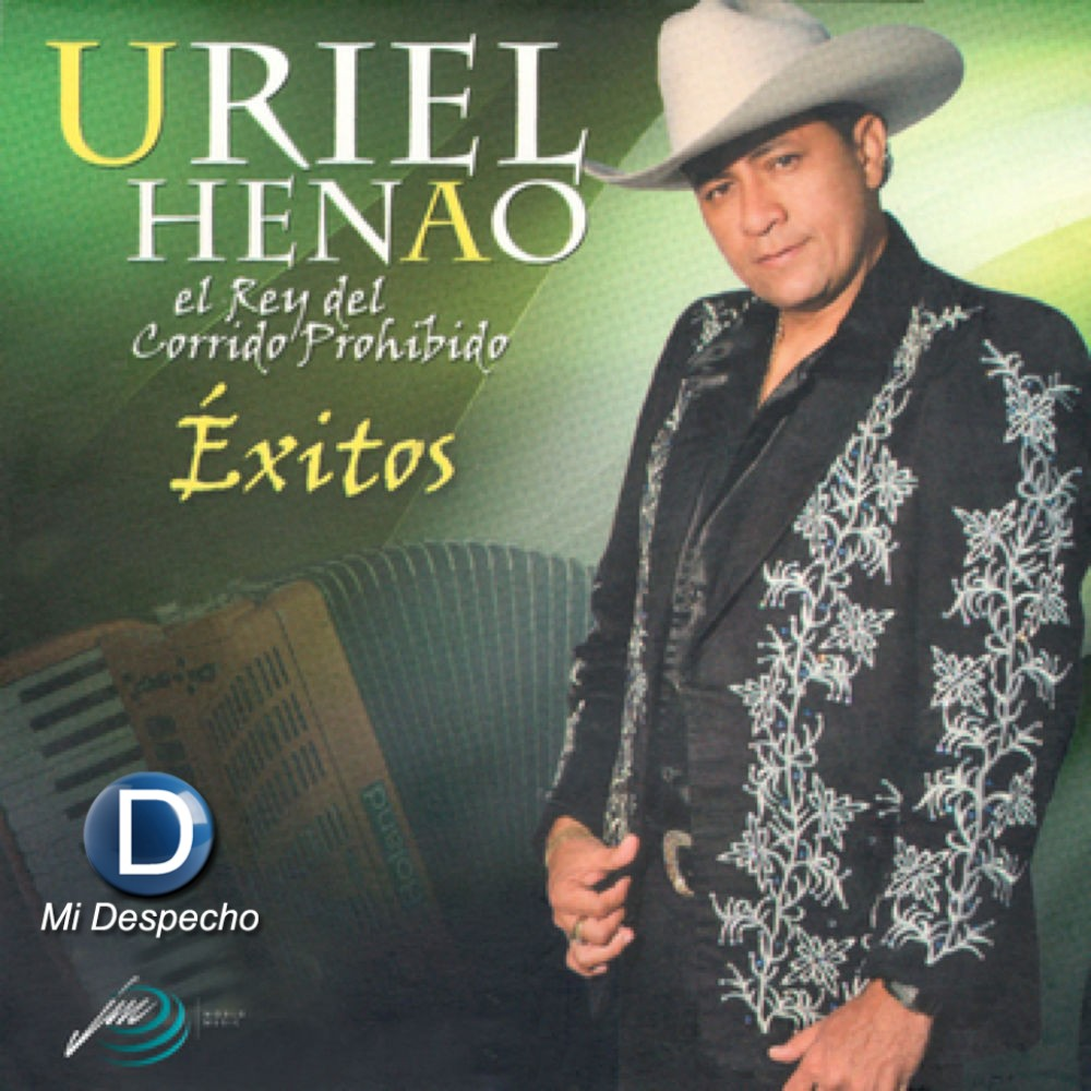 Uriel Henao Exitos Frontal