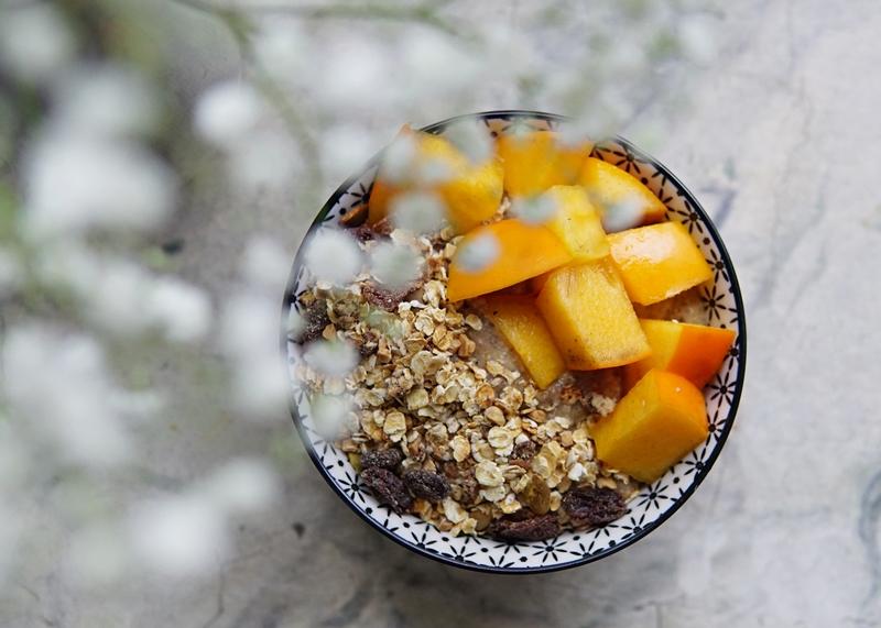 smoothie, terveellinen aamupala