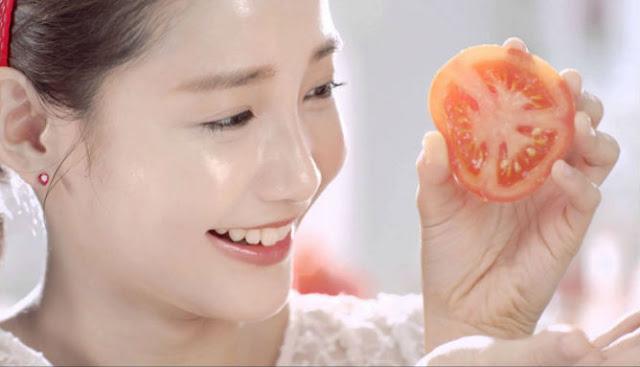 Cara Mengobati Jerawat Dengan Tomat - Masker Wajahku