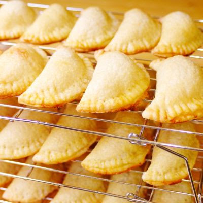 Fruity empanadas By Chef Shireen Anwer