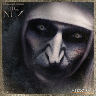 Mezco's The Nun Doll