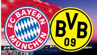 مشاهدة مباراة بايرن ميونيخ و بروسيا دورتموند بث مباشر اليوم الدوري الألماني
