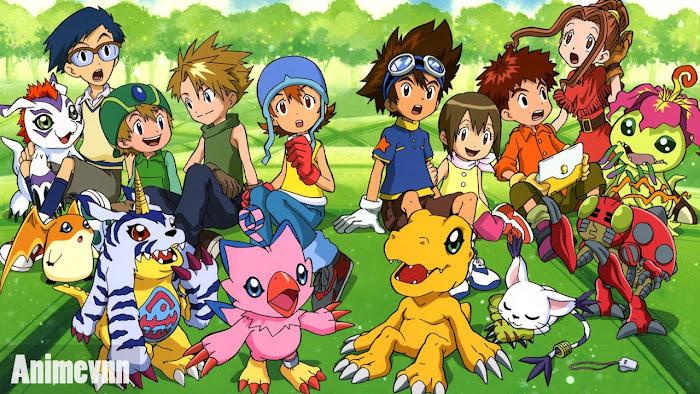 Ảnh trong phim Digimon Adventure SS7 1