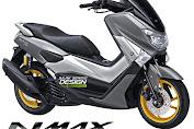 Yamaha Hadirkan NMAX 155 Model 2018