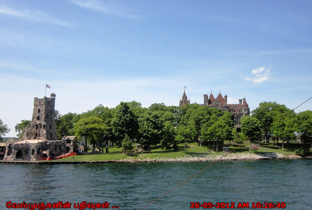 Thousand Islands of the Saint Lawrence River