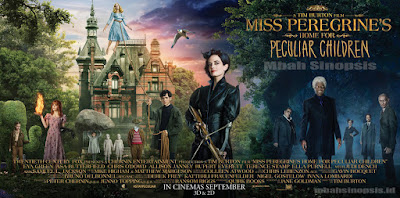 Sinopsis Film Miss Peregrine's Home 2016