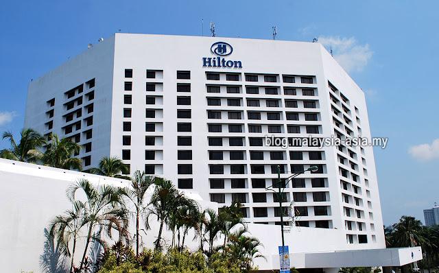 Kuching Hilton Hotel