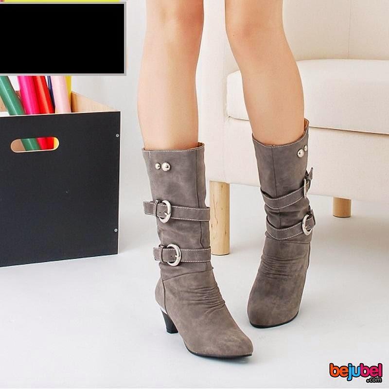 trend model sepatu boot wanita terbaru All about life