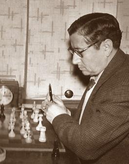 El ajedrecista L. González