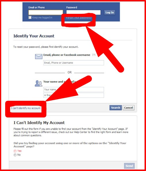 How to unlock my facebook account which is temporarily locked