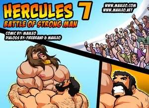Hercules Battle Of Strong Man 7