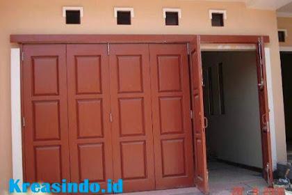 Jasa Pintu Garasi Besi di Bekasi dan Sekitarnya