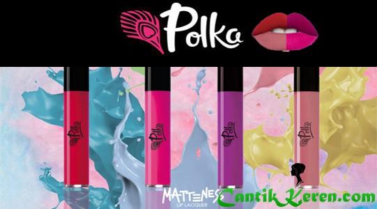 Harga Lipstik Polka Beauty Kosmetik Terbaru