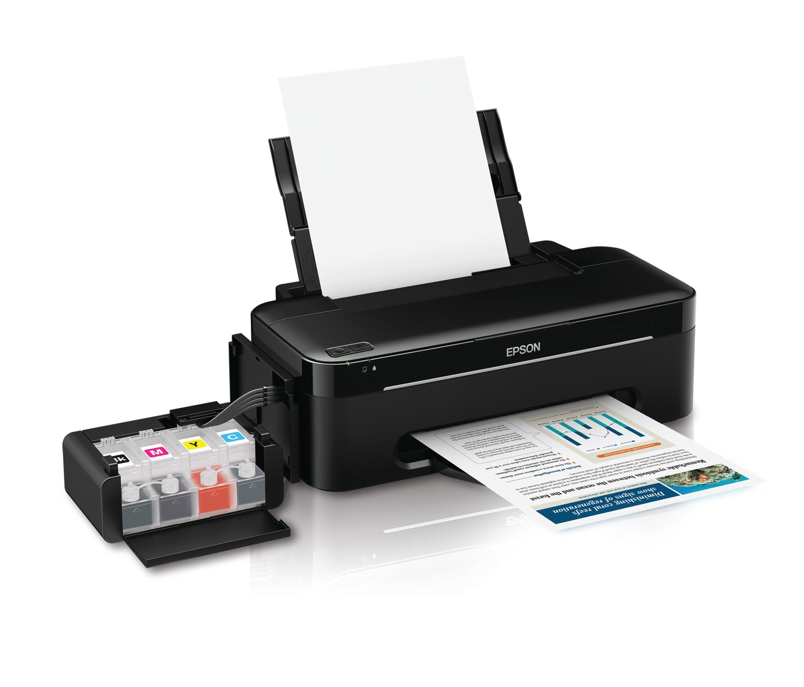 How To Reset Waste Ink Pad Counter Epson L100
