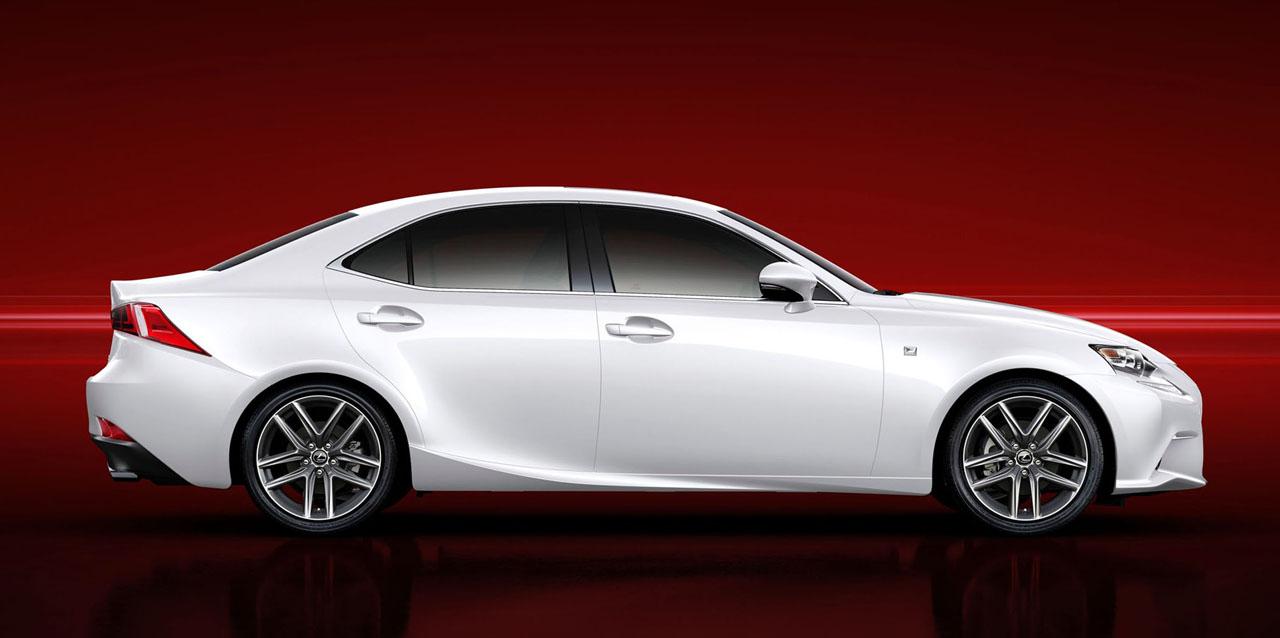 lexus manila launches all-new is sports sedan | philippine car news