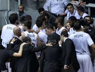 Trgoals Sorunlardan Uzak Basketbol Heyecani