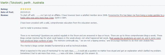 Forex education australia