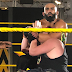 Adrian Jaoude luta no Main Event durante Live Event do NXT