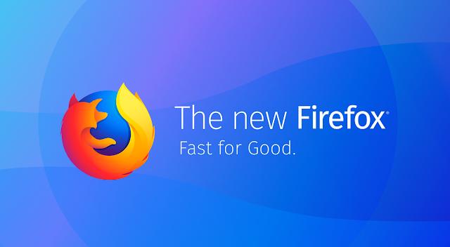 تحميل متصفح Mozilla Firefox Quantum باخر أصدار 66.0.5 وبثلاث لغات
