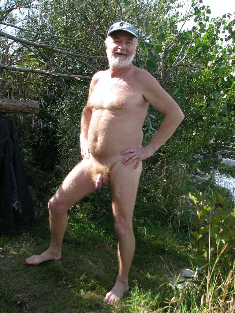 Mature Gay Uncut Cock 46