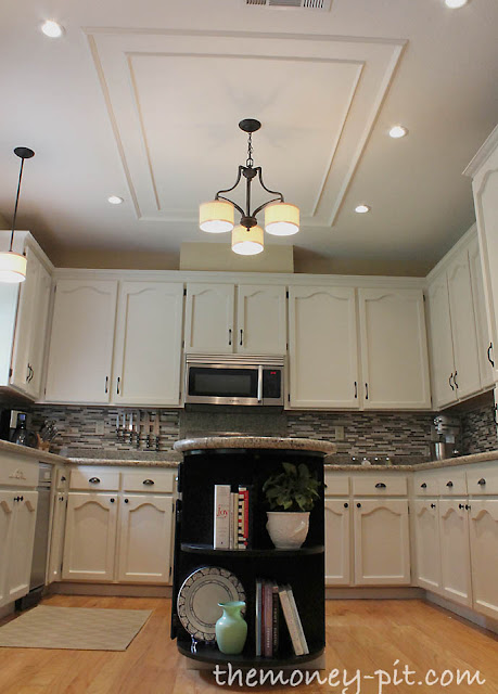 Budget kitchen remodel by The Kim Six Fix